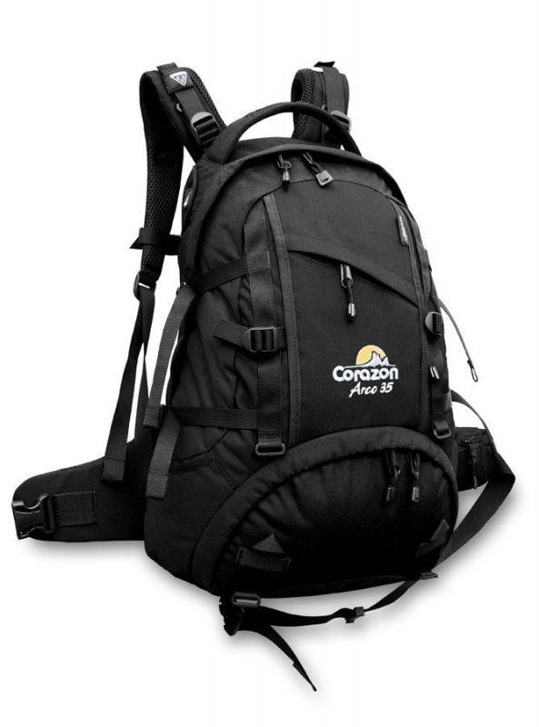 Tazz-Sport - Corazon Arco 35 černý