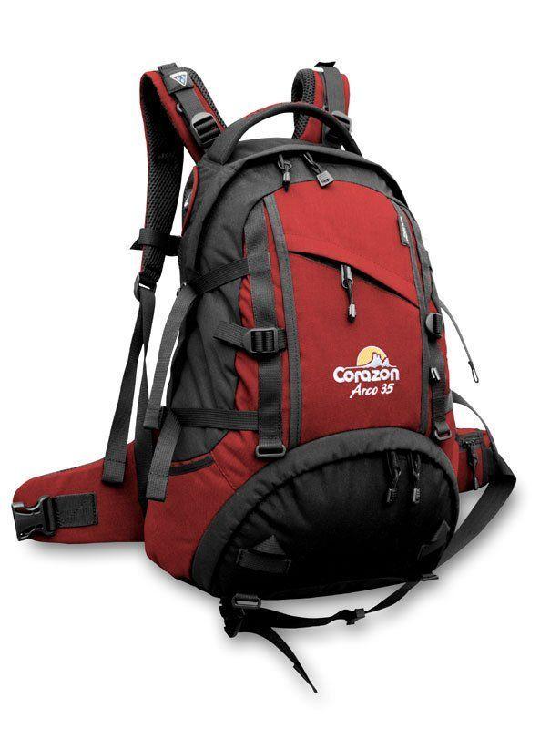Tazz-Sport - Corazon Arco 35 červený