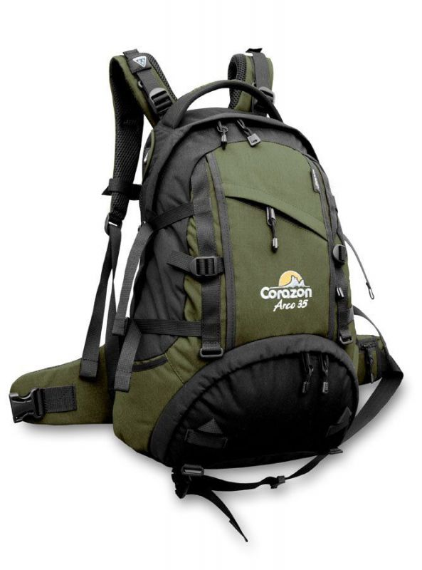 Tazz-Sport - Corazon Arco 35 oliva