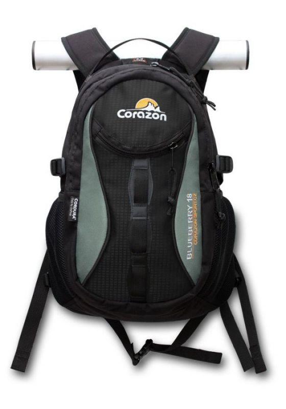 Tazz-Sport - Corazon Blueberry 18 černo šedý