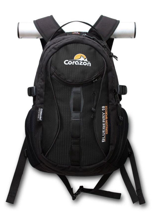 Tazz-Sport - Corazon Blueberry 18 černý