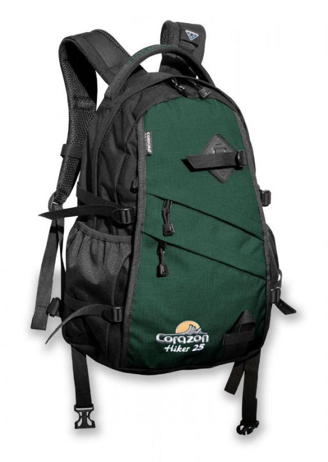 Tazz-Sport - Corazon Hiker 25 tmavě zelený