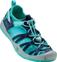 KEEN Moxie Sandal JR  Dress blues / Viridian