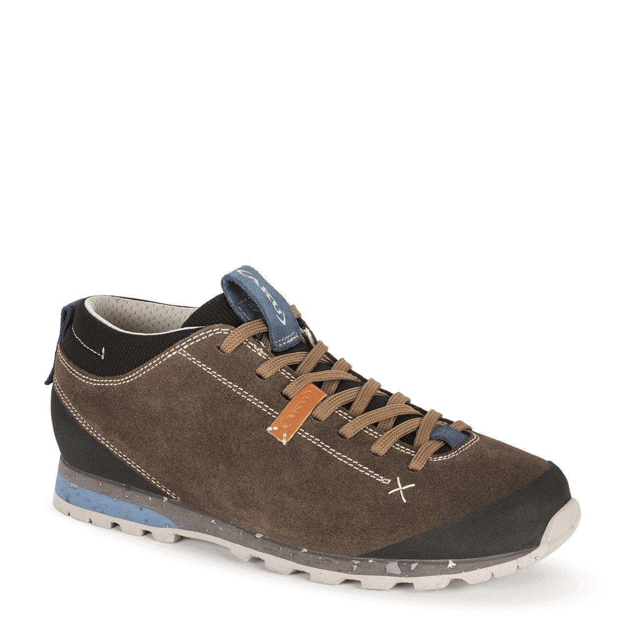 Tazz-Sport - AKU Bellamont Suede II Brown Inspirováno horami pro každodenní použití