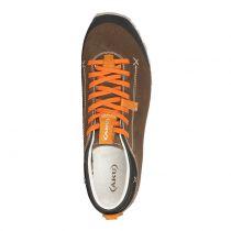Tazz-Sport - AKU Bellamont Suede II GTX Beige / Orange Outdoorová obuv