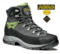 Tazz-Sport - Asolo Finder GV MM black / gunmetal / english ivy