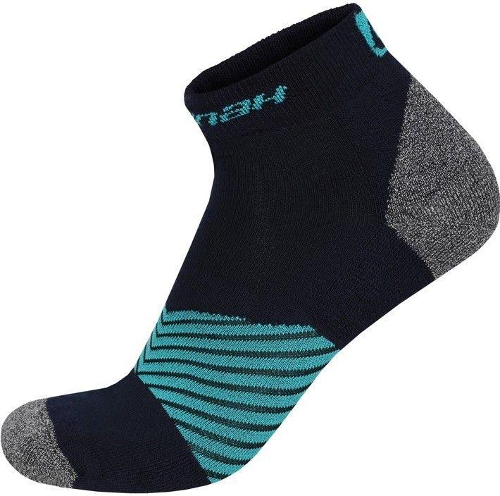 Tazz-Sport - Hannah Caral W Blue navy / Tile blue ponožky