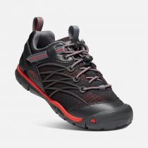 KEEN Chandler CNX JR Raven / Fiery Red