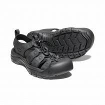 Tazz-Sport - KEEN Newport Men Black / Black sandál do nepříznivých podmínek