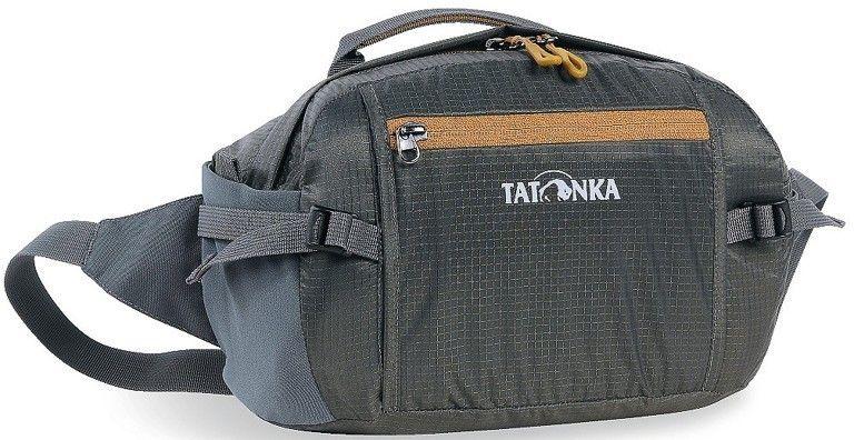 Tazz-Sport - TATONKA HIP BAG M titan grey ledvinka