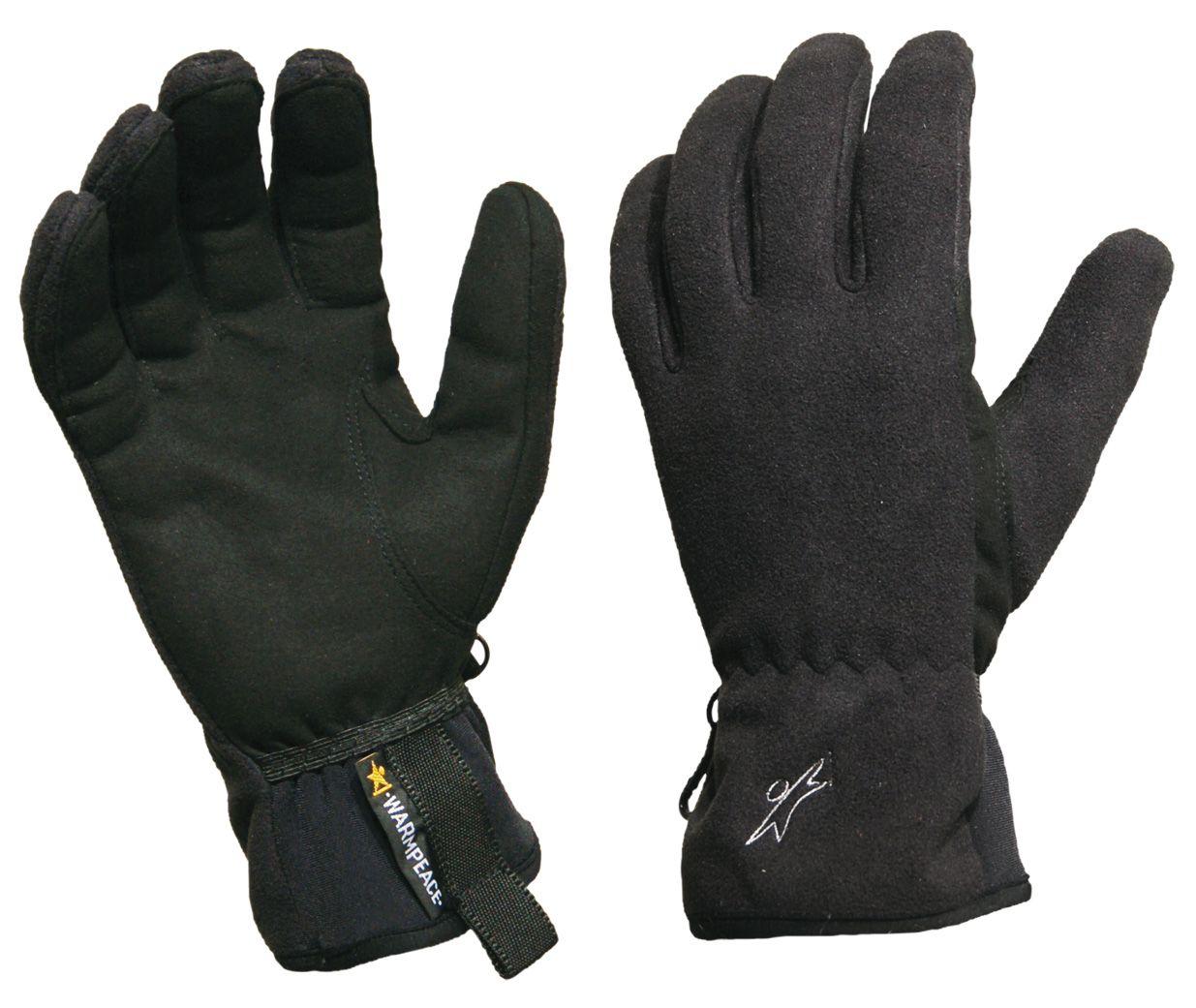 Tazz-Sport - Warmpeace Finstorm black rukavice