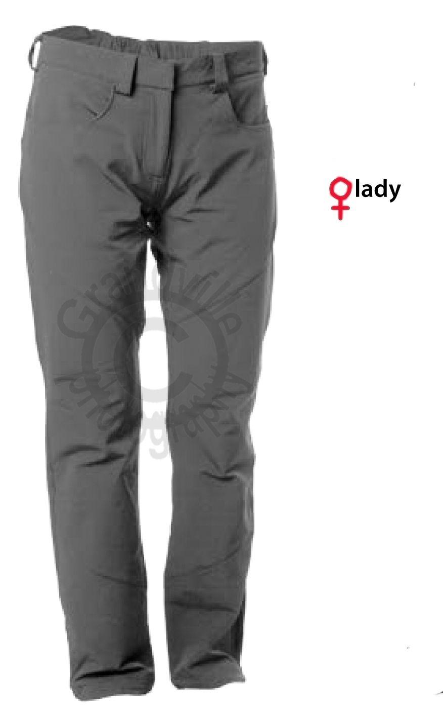 Tazz-Sport - Warmpeace Flea lady frost grey / frost grey dámské kalhoty