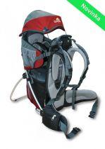 Tazz-Sport - Corazon Panda červená s pláštěnou