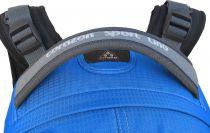 Tazz-Sport - Corazon Sahara 32 šedá + pouzdro na notebook
