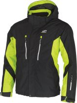 Tazz-Sport - Hannah Boone man anthracite lime green
