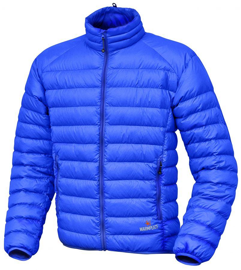 Tazz-Sport - Warmpeace Drake jacket ultramarine