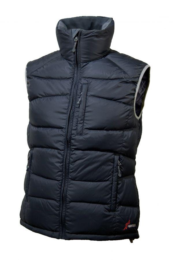 Tazz-Sport - Warmpeace Garda lady vesta black