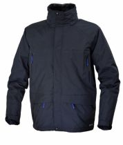 Tazz-Sport - Warmpeace Keswick 3in1 black/deep ultramarine