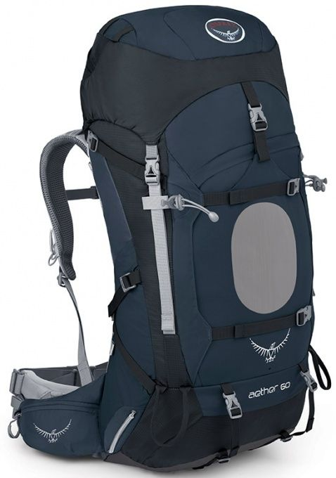 Tazz-Sport - Osprey Aether 60 III midnight blue