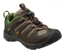 Keen Koven kids low black olive garden green
