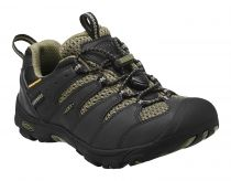 Keen Koven kids low waterproof black burnt olive