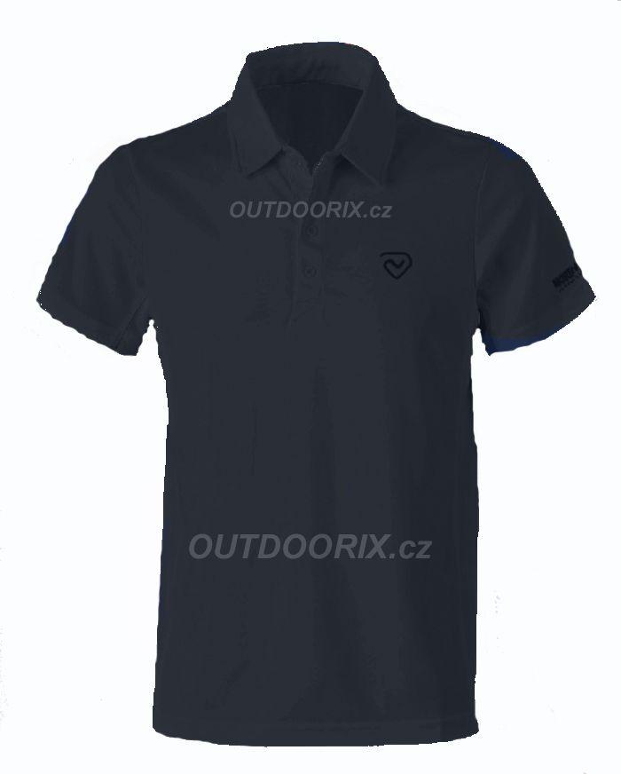 Tazz-Sport - Northland Cooldry Gregor polo shirt black