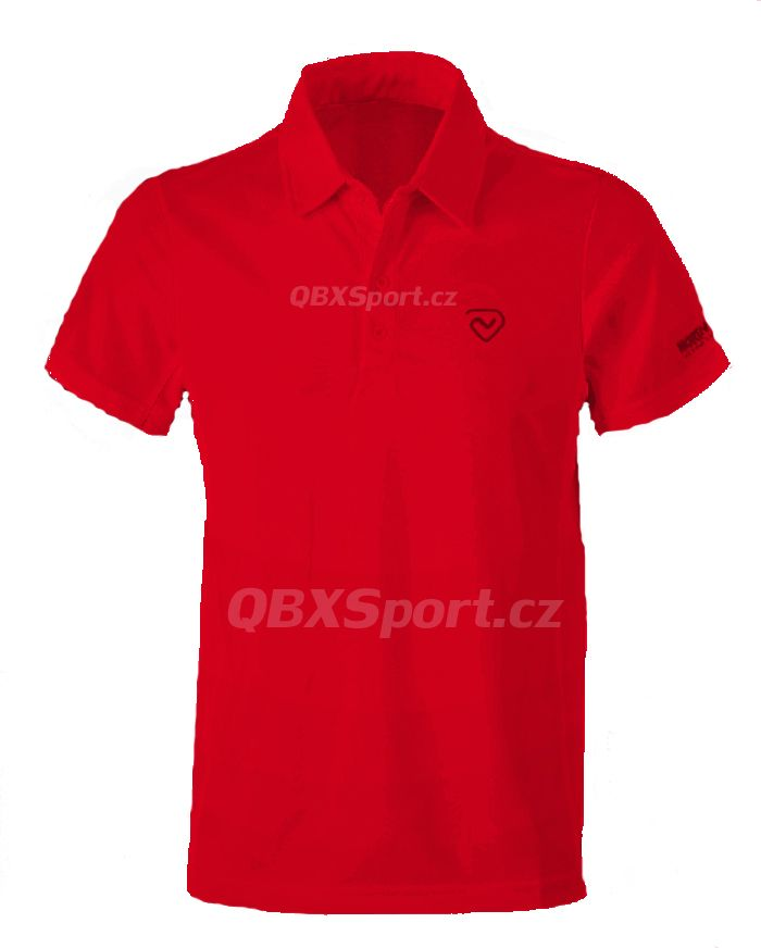 Tazz-Sport - Northland Cooldry Gregor polo shirt red