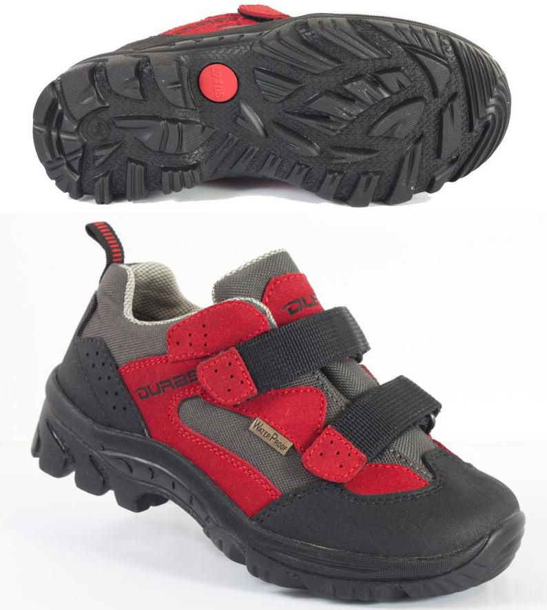 Tazz-Sport - Duras Tommy kid red/black