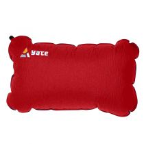 Yate self-inflating Pillow XL 48X28X12 cm red