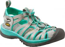 KEEN Whisper W Neutral Gray/Lagoon