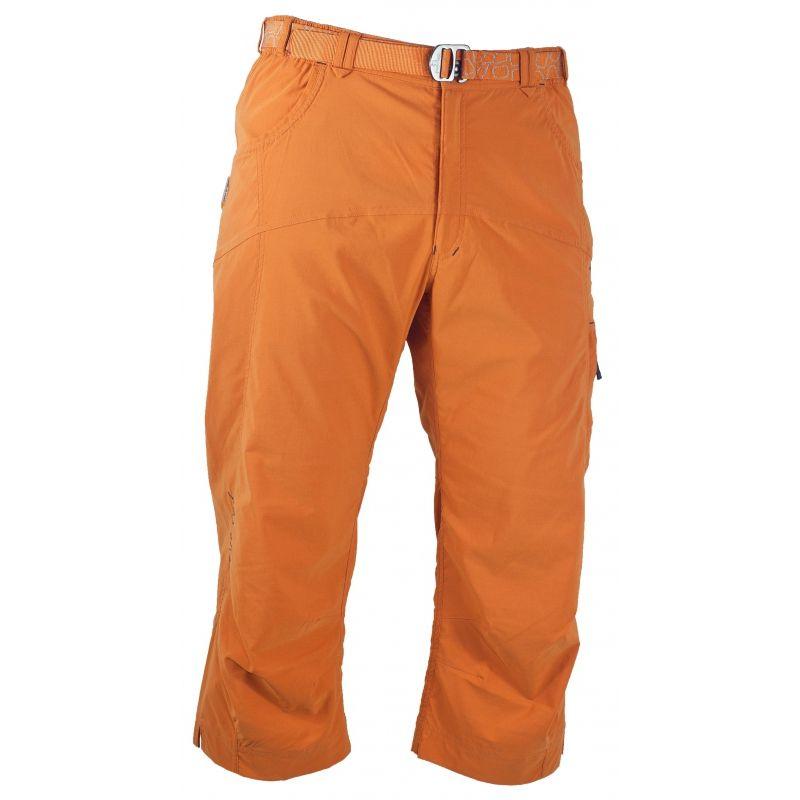 Tazz-Sport - Warmpeace PLYWOOD Pumpkin / Iron 3/4 kalhoty