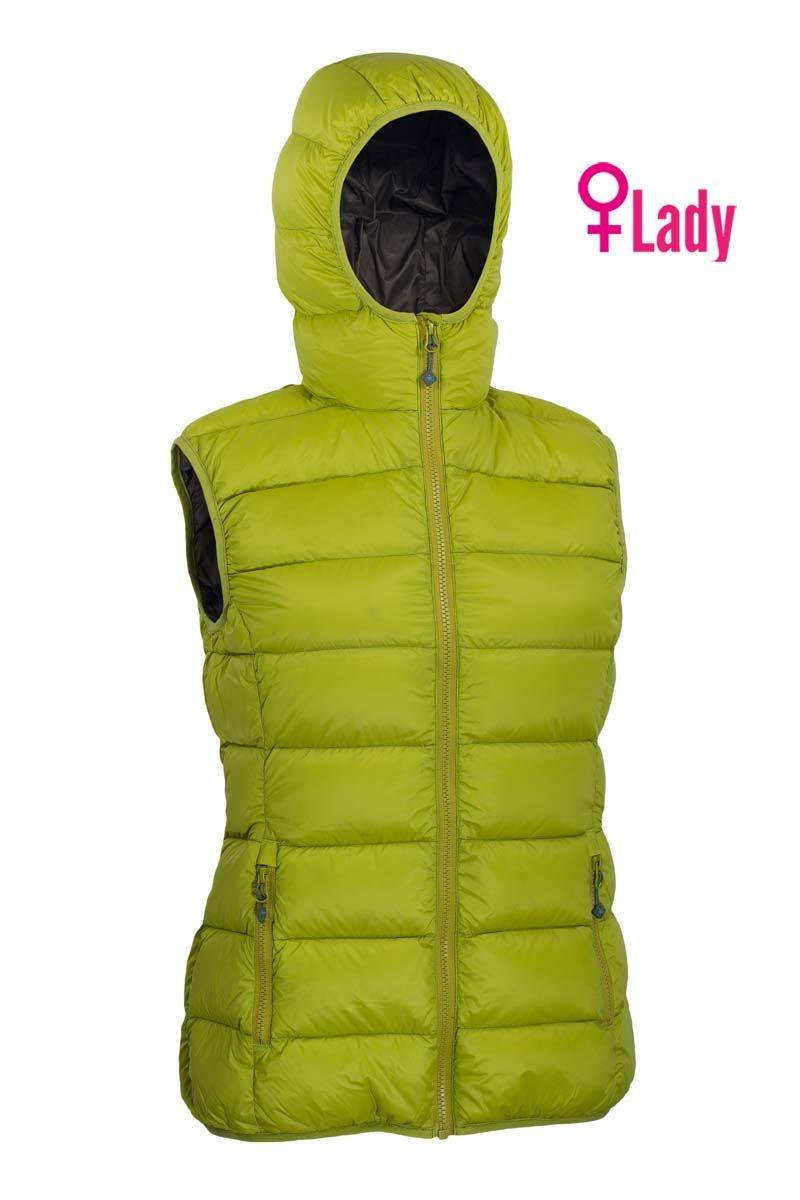 Tazz-Sport - Warmpeace Yuba lady mustard/brown