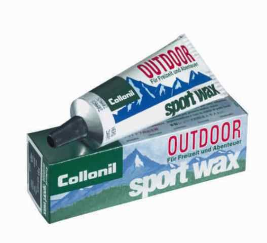 Tazz-Sport - Collonil Outdoor Sport wax 75 ml hnědý