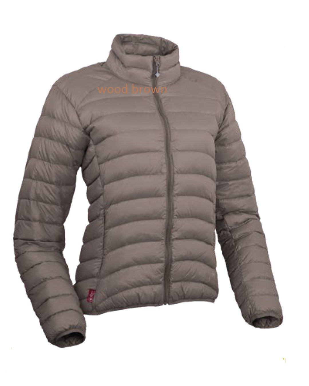 Tazz-Sport - Warmpeace Swan lady bunda wood brown