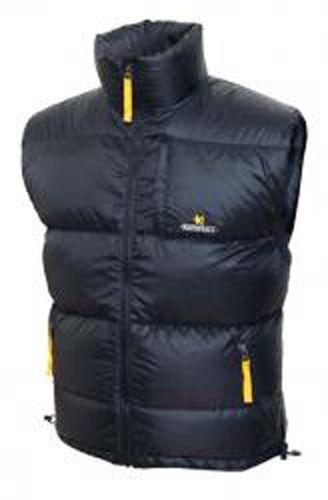 Tazz-Sport - Warmpeace Tundra vesta péřová black