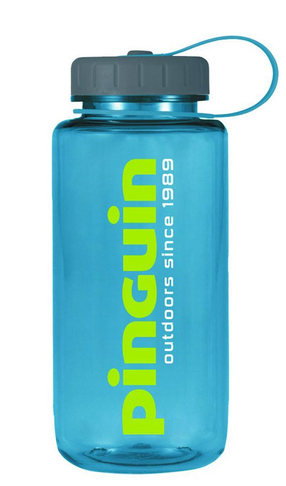Tazz-Sport - Pinguin Tritan Fat Bottle 1l blue