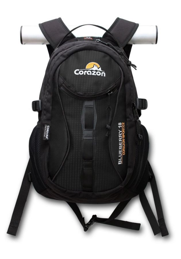 Tazz-Sport - Corazon Blueberry 18 black