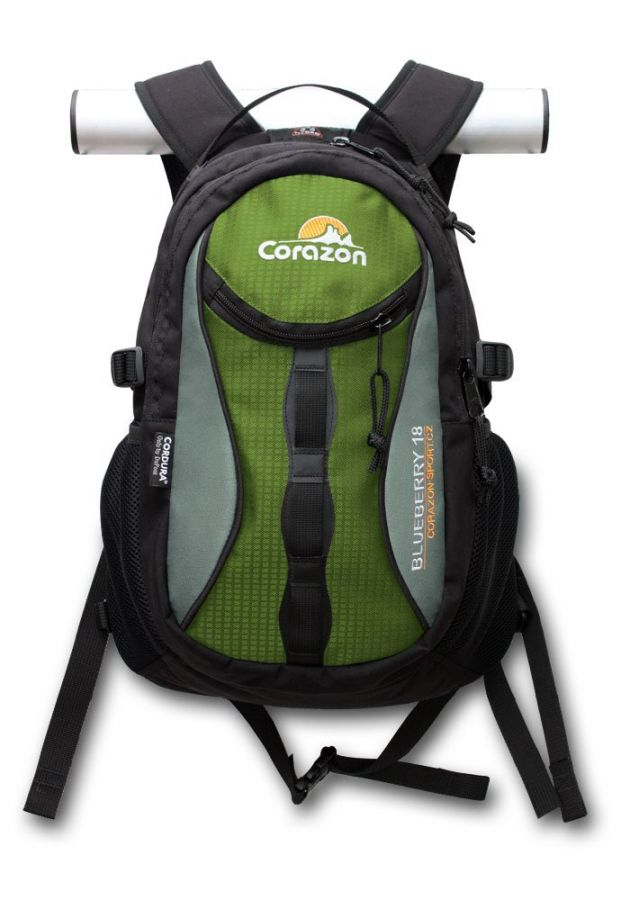 Tazz-Sport - Corazon Blueberry 18 tmavě zelený