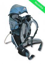 Tazz-Sport - Corazon Panda modrá s pláštěnou