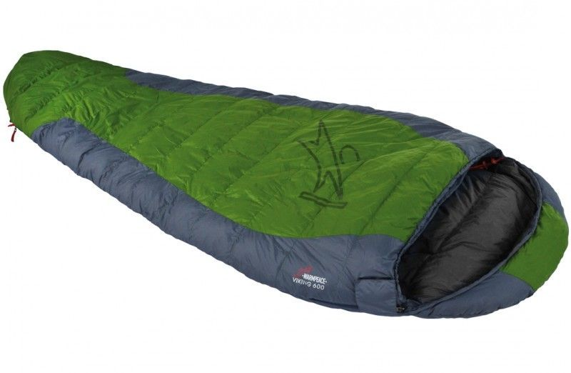 Tazz-Sport - Warmpeace Viking 600 aloe steel grey
