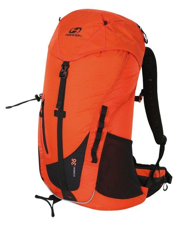 Tazz-Sport - Hannah Element 36 Red jednokomorový batoh