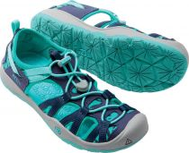Tazz-Sport - KEEN Moxie Sandal JR Dress blues / Viridian Dívčí sandál