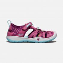 Tazz-Sport - KEEN Moxie Sandal JR Red violet / Pastel turquoise Dívčí sandál