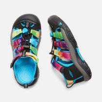 Tazz-Sport - KEEN Newport H2 Junior Rainbow tie dye Dětský sandál