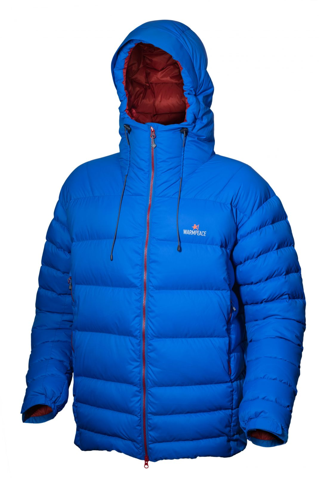 Tazz-Sport - Warmpeace Alaskan direct blue / mars red