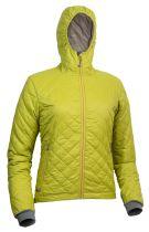 Tazz-Sport - Warmpeace Astra Lady mustard / walnut dámská bunda zateplená PrimaLoftem
