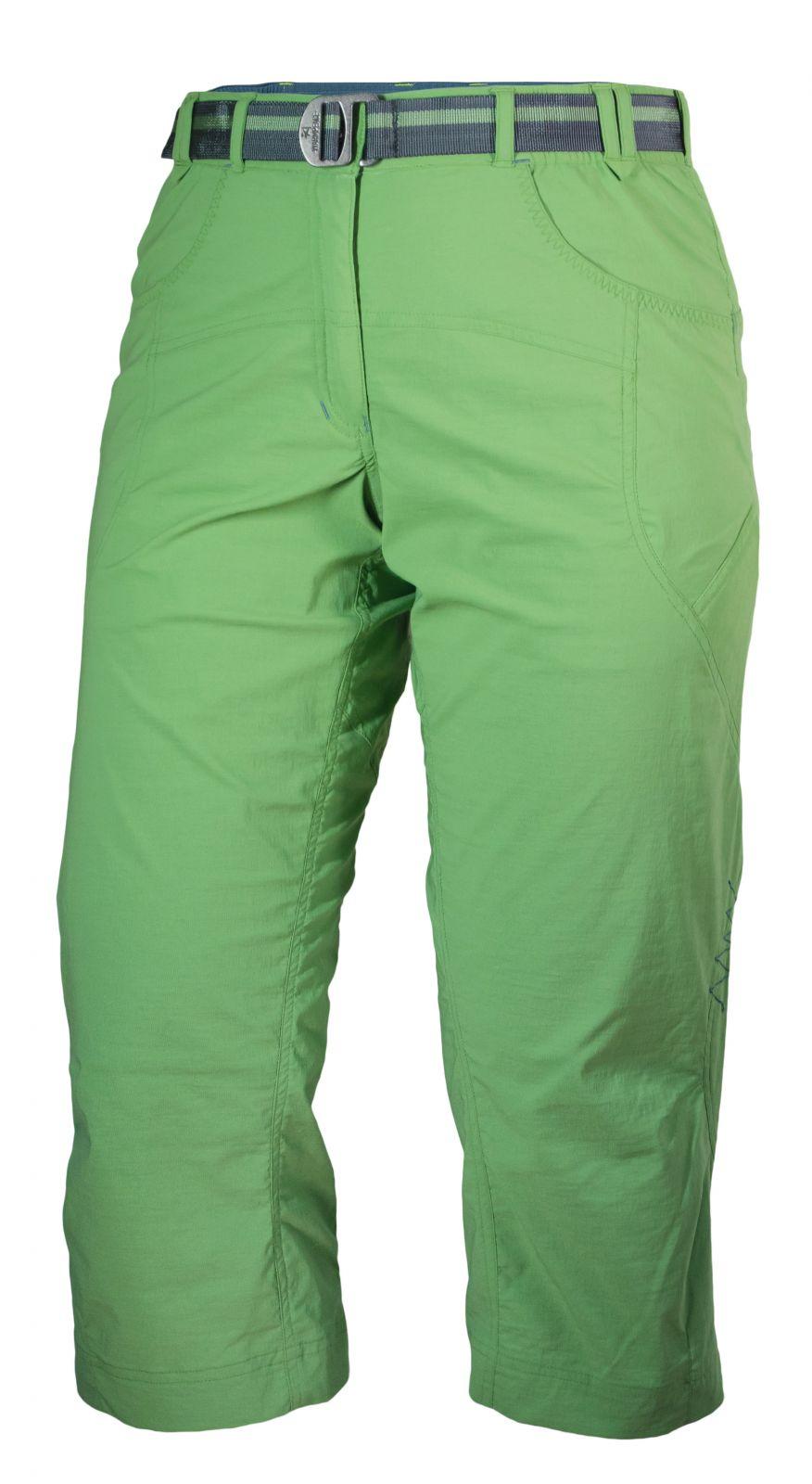 Tazz-Sport - Warmpeace Flex 3/4 Lady Grass dámské kalhoty