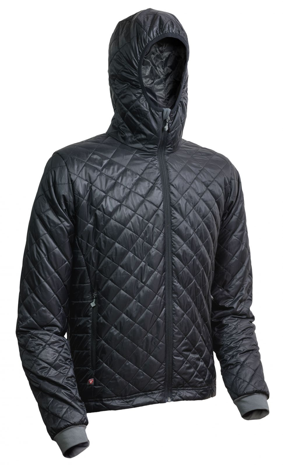Tazz-Sport - Warmpeace Spirit black / black pánská bunda zateplená PrimaLoftem