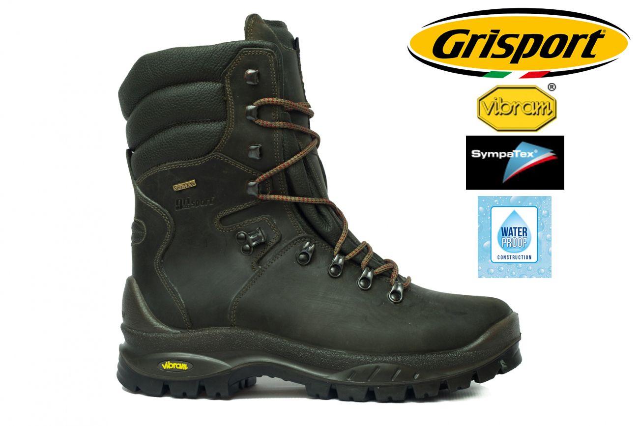 Tazz-Sport - Grisport Dobermann Sympatex lovecké boty