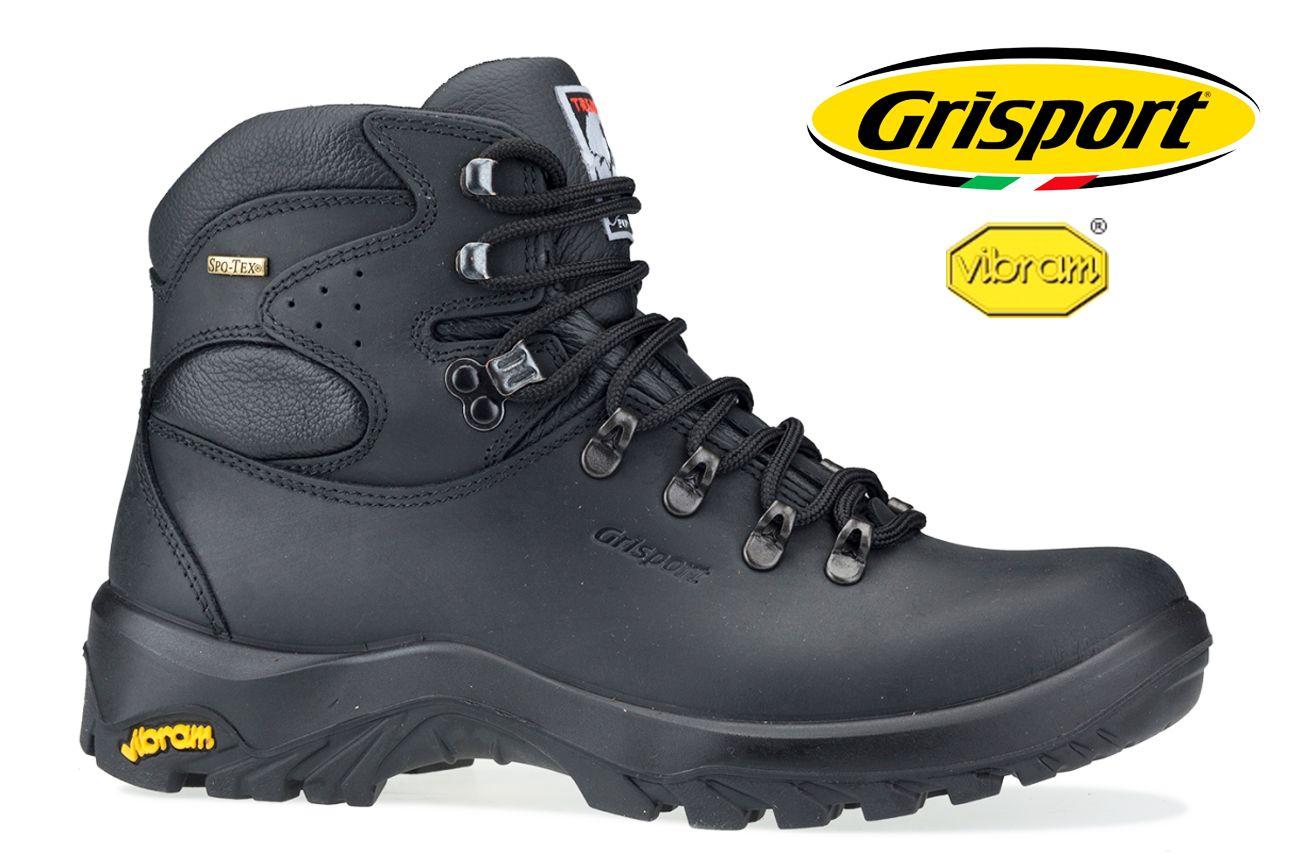 Tazz-Sport - Grisport Trentino - 60 černá